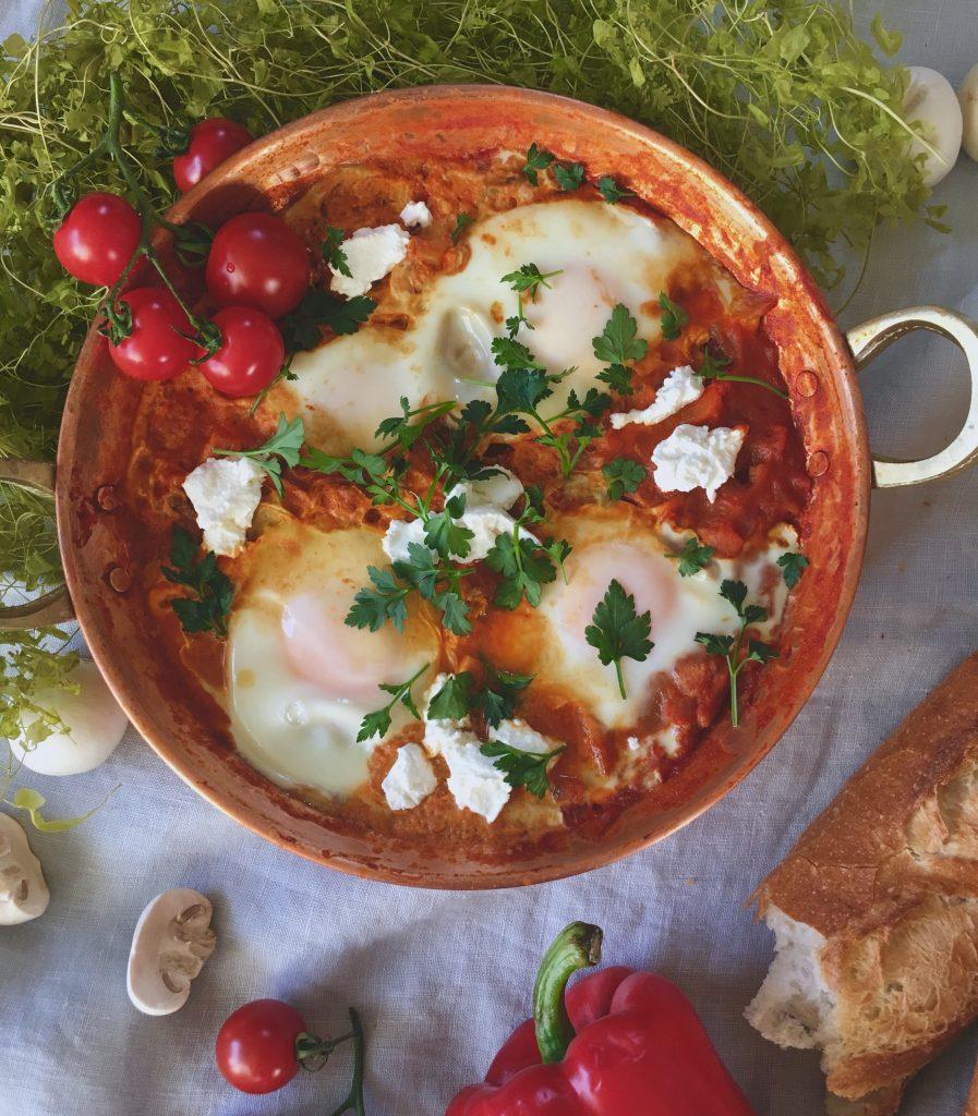 フードセラピーで癒やしのレシピ~トロトロ卵の朝ごはん~の画像