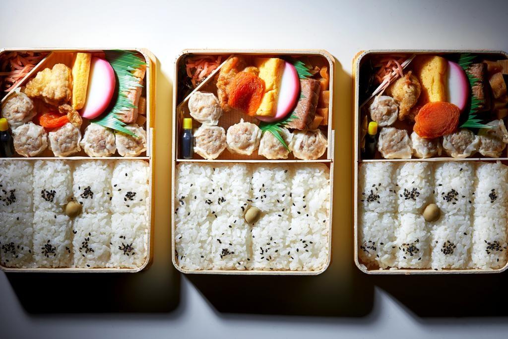 誕生から100年余り、1日あたり2万個も食べられているお弁当の画像