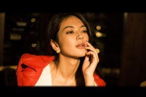 【女優の夕飯ジョユウメシ】女優は黙ってドレスでそばシャンの画像