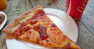 ガサツさが最高に格好良かった!『ドゥ・ザ・ライト・シング』のひと切れのピザの画像
