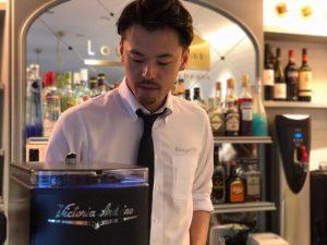 メディア取材初!日本初上陸のアメリカンプレスとはなんぞ?骨董通りの新星☆コーヒーショップの画像