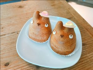 食べるのがもったいない…でも美味しい!いきものゴハンの画像