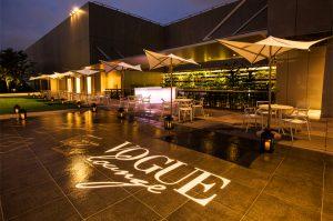 G6屋上庭園に日本初オープン!VOGUE LOUNGEで夕涼みの夏の画像