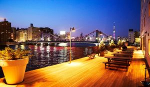 水辺のレストランが呼んでいる!清澄白河のニューフェイスで夏涼みの画像
