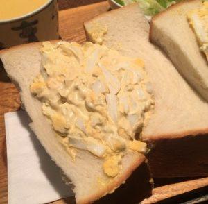 元銀座ホステスが紹介:銀座の名物サンドイッチで前進する勇氣をもらおうの画像