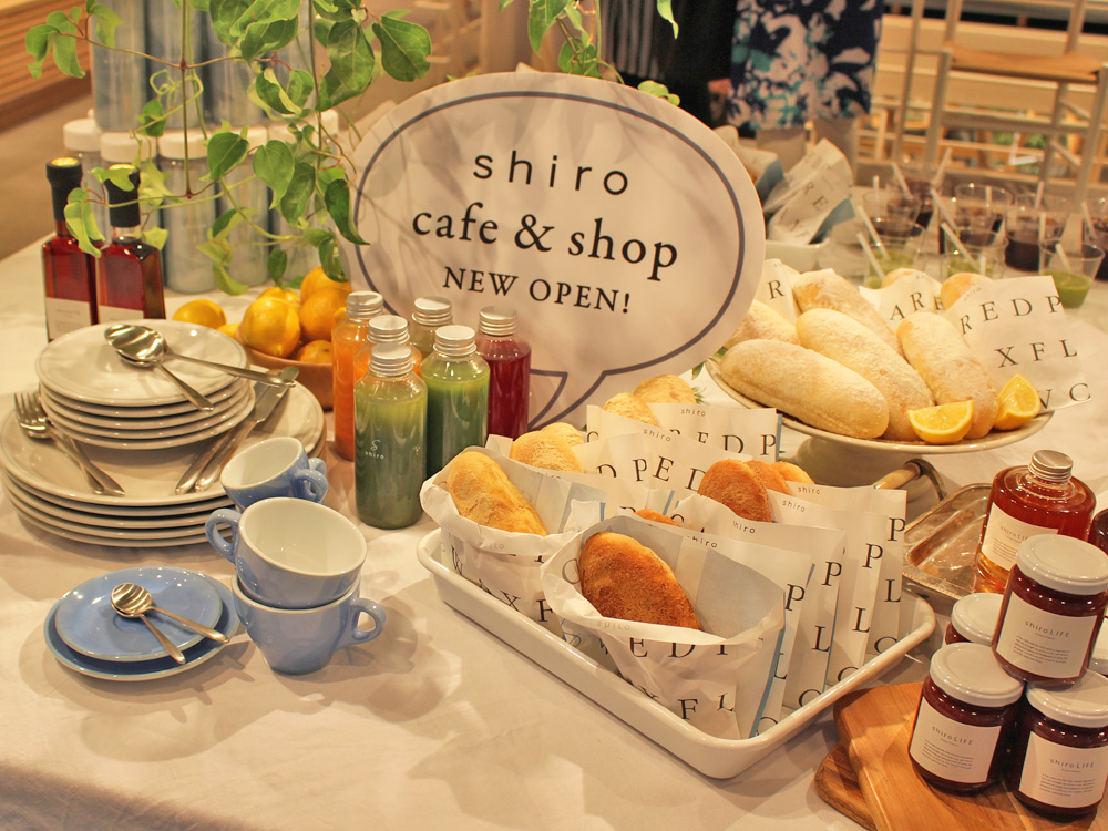 東京初出店!北海道発コスメブランド「shiro」のおしゃれカフェがニューオープンの画像