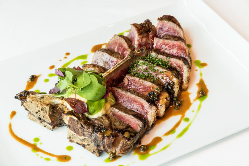 〈新連載〉カリフォルニア観光局の肉好きグルメが通う、本格ステーキハウスの画像