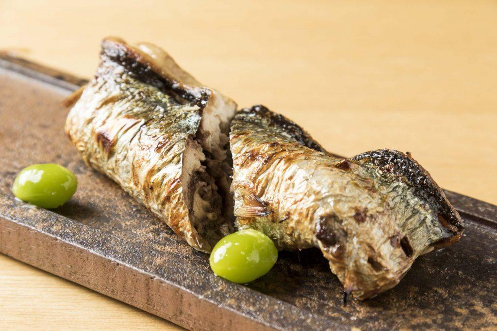 銀座の人気割烹の店主が惚れ込んだ愛すべき魚「さんまの塩焼き」の画像