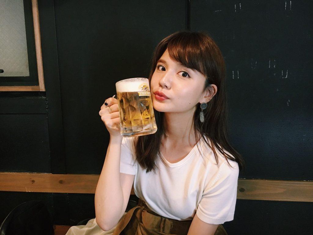 お酒好きモデル村田倫子がゆく!呑み屋パトロール vol.1の画像