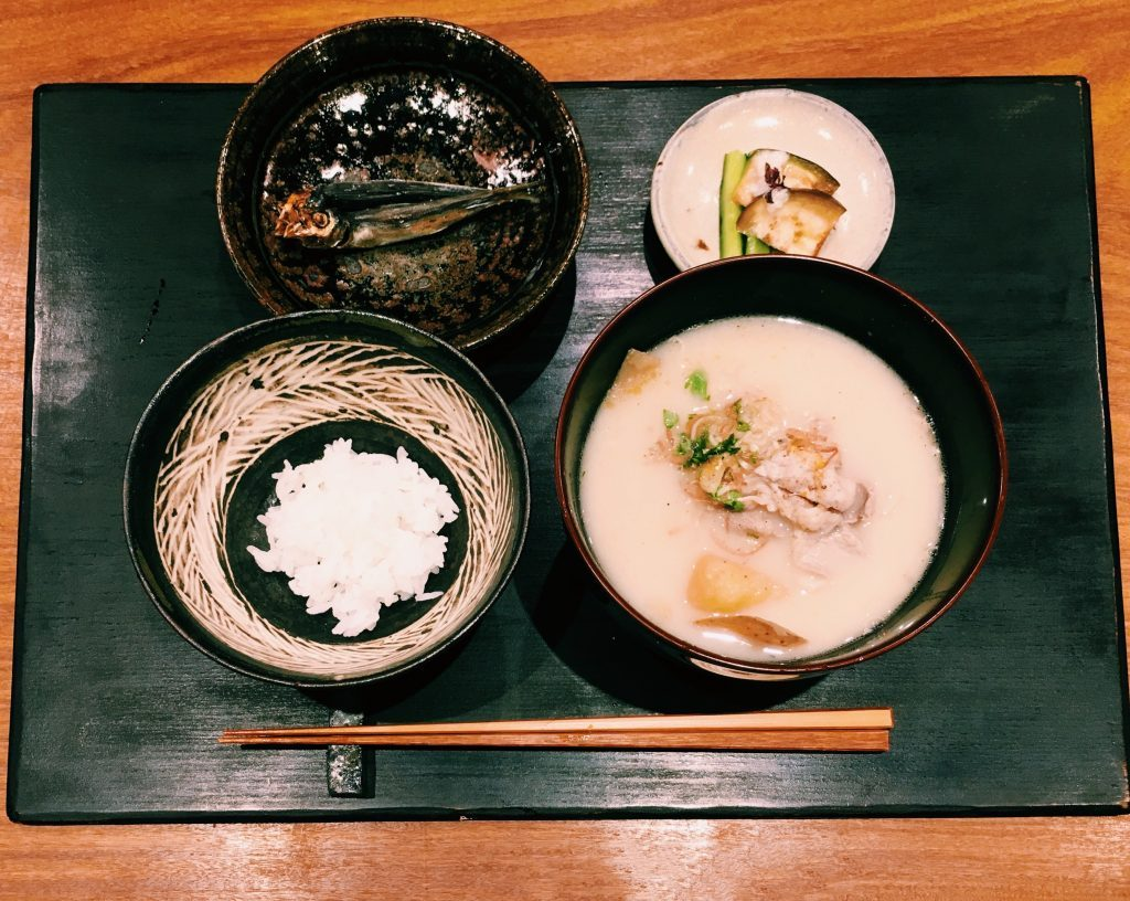〈定食のススメ〉90分で一飯一汁を味わうスーパースローフード!京都「朝食 喜心」の朝定食の画像