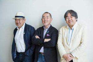 とんかつ3名士、山本益博・マッキー牧元・河田剛がとんかつ百名店を徹底討論!の画像