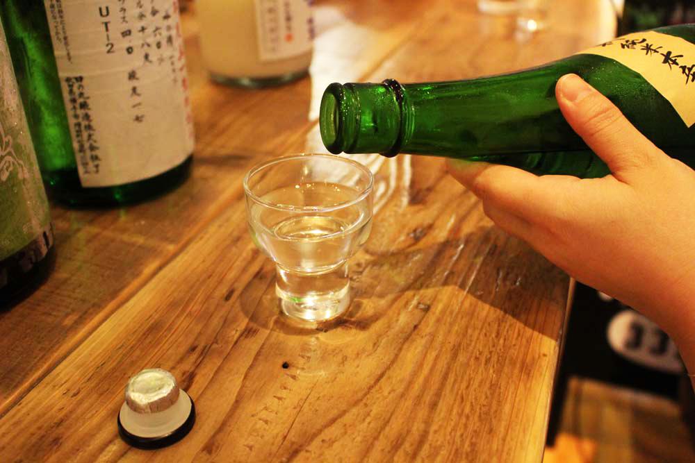 初めて出合う銘柄ばかり!?下町フレンチで「日本酒ナイト」が開催!の画像