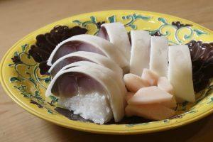 京都の定番土産、鯖寿司を新たな古典にまで仕上げた割烹の店主の画像