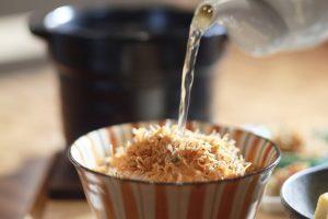 朝ごはんを食べに京都へ。知る人ぞ知る、おじゃこやさんの朝がゆの画像