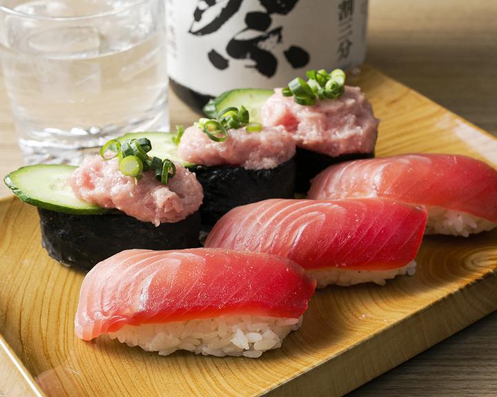 寿司に刺身も!1,480円で60分マグロ三昧できるプランが登場の画像