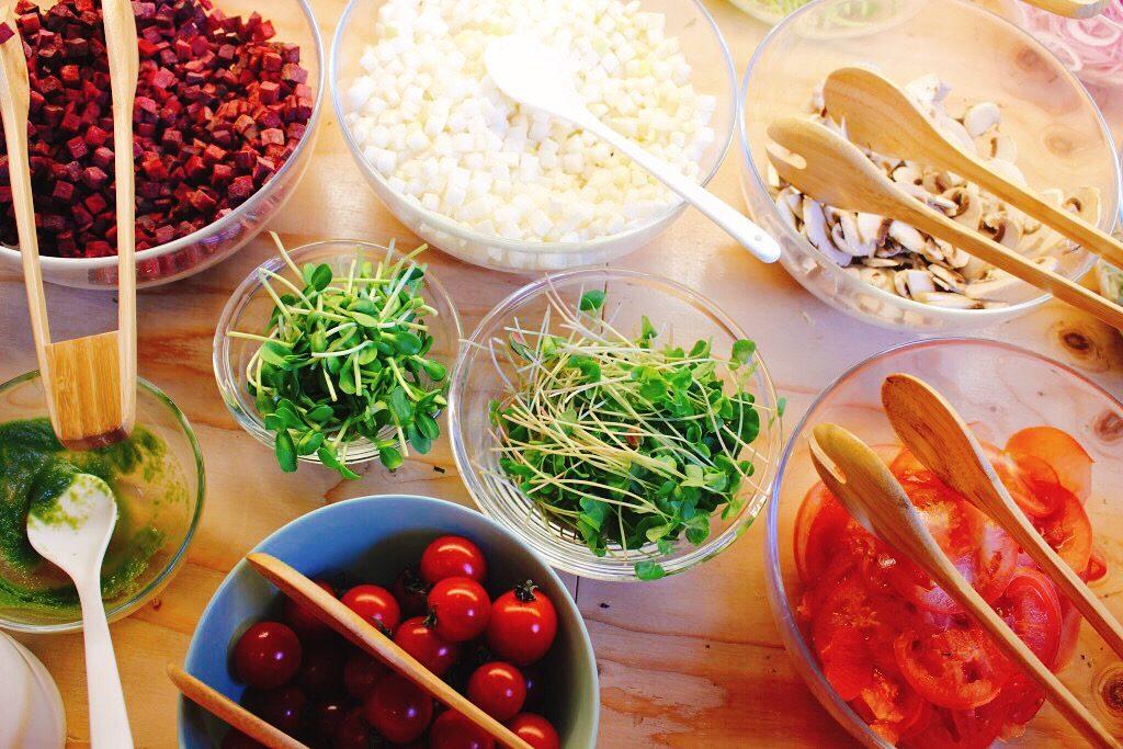 六本木産野菜を食べ放題&詰め放題!毎朝通いたいサラダ専門店が誕生の画像