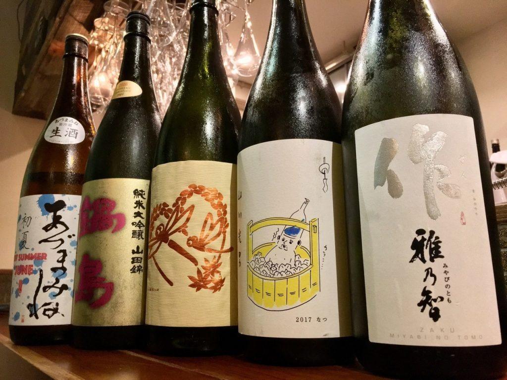 幹事必見!「忘年会ならここ」な新店3選〜日本酒LOVER編〜の画像