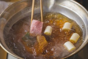江戸料理の味を現代風に。この冬一番丁寧であったかい「ねぎま鍋」の画像