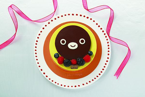 ねこ型食パンにペンギンケーキ!この冬美味しくてカワイイいきものゴハンの画像