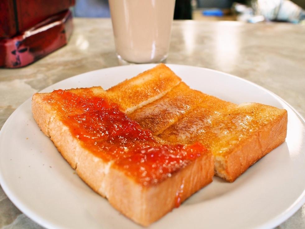 英国人とトーストの特別な関係。映画『ダンケルク』のジャムトーストをかじりたい!の画像