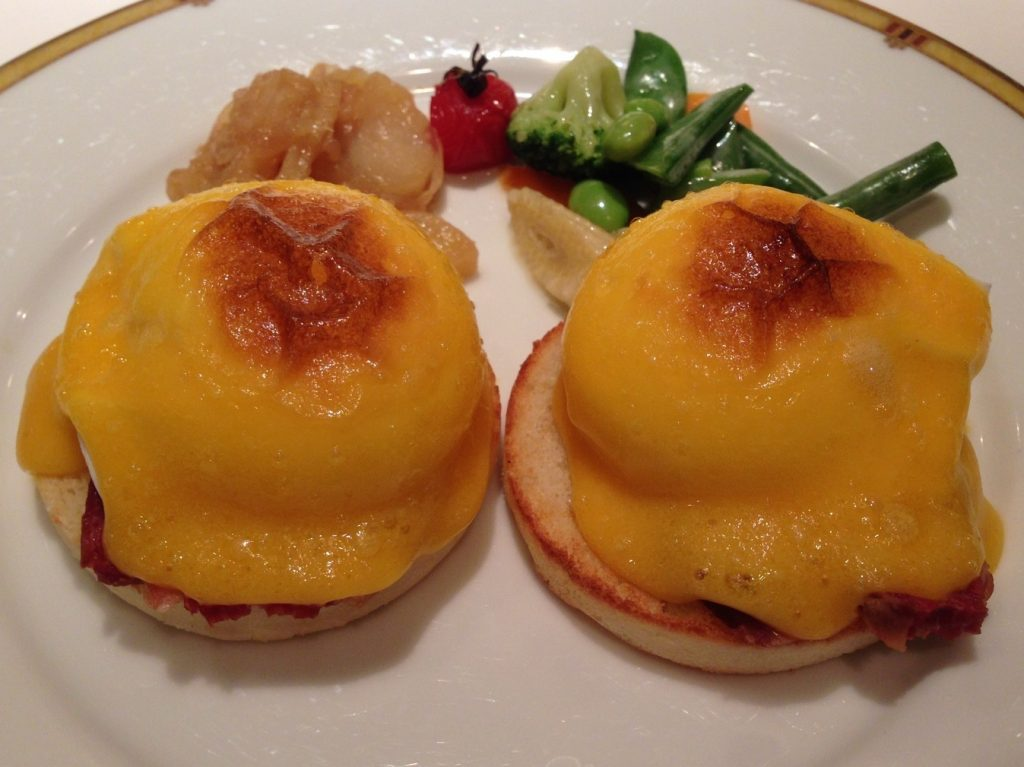 """本日公開!『オリエント急行殺人事件』の名探偵気分で""""完璧な卵料理""""が食べたい!の画像"""