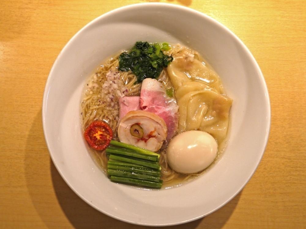 """〈ラーメン百名店TOKYO〉今東京で間違いない""""非・醤油ラーメン""""の一杯!の画像"""