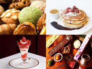 〈今週のスイーツ〉NY No.1パンケーキに、低糖質パフェも!期間限定スイーツのオンパレード♪の画像