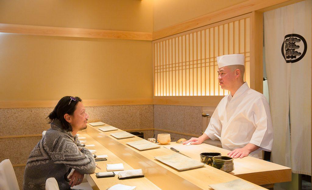 〈トップシェフが内緒で通う店〉「鮨 さいとう」の店主が認める店の条件とは?の画像