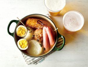 世田谷おでんをハフハフ。ふたこビール誕生祭が美味しそう!の画像