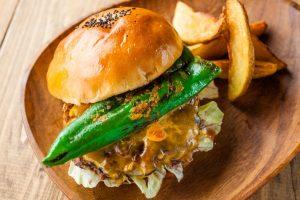世界レベルのハンバーガーを京都で!脳天痺れるご当地バーガーの画像