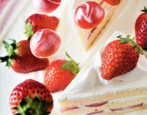 """""""ケーキみたい""""なショコラで過ごす口福のバレンタインデーの画像"""