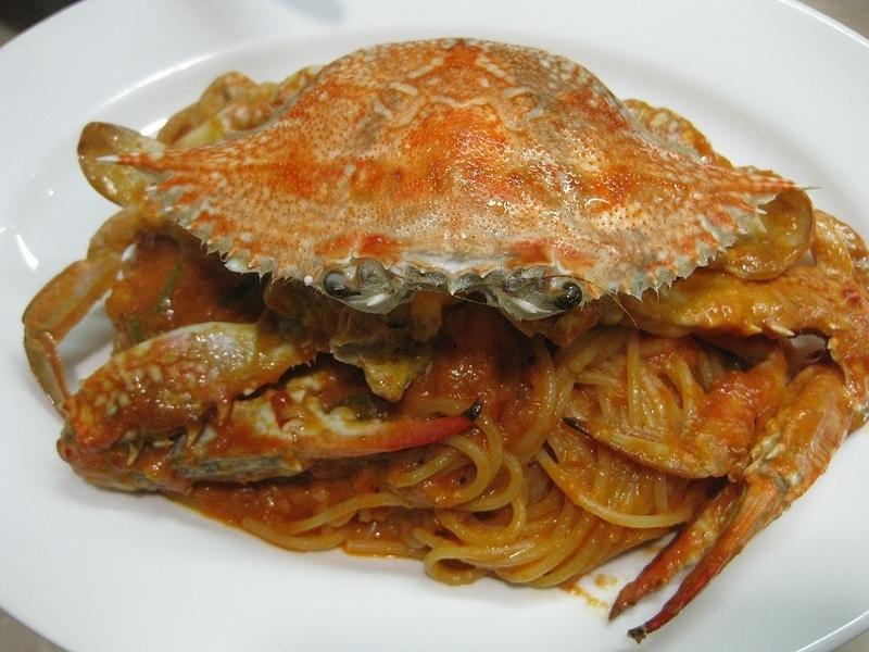 バレンタインデーに食べるべきは、甲殻類のパスタ!の画像
