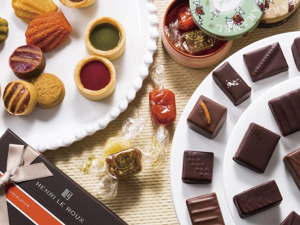 食べた後まで嬉しい♡「アンリ・ルルー」から限定デザインのコレクションが発売の画像