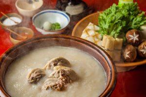 冬の京都で食べたい。200年以上門外不出の「鶏の水炊き」の味の画像