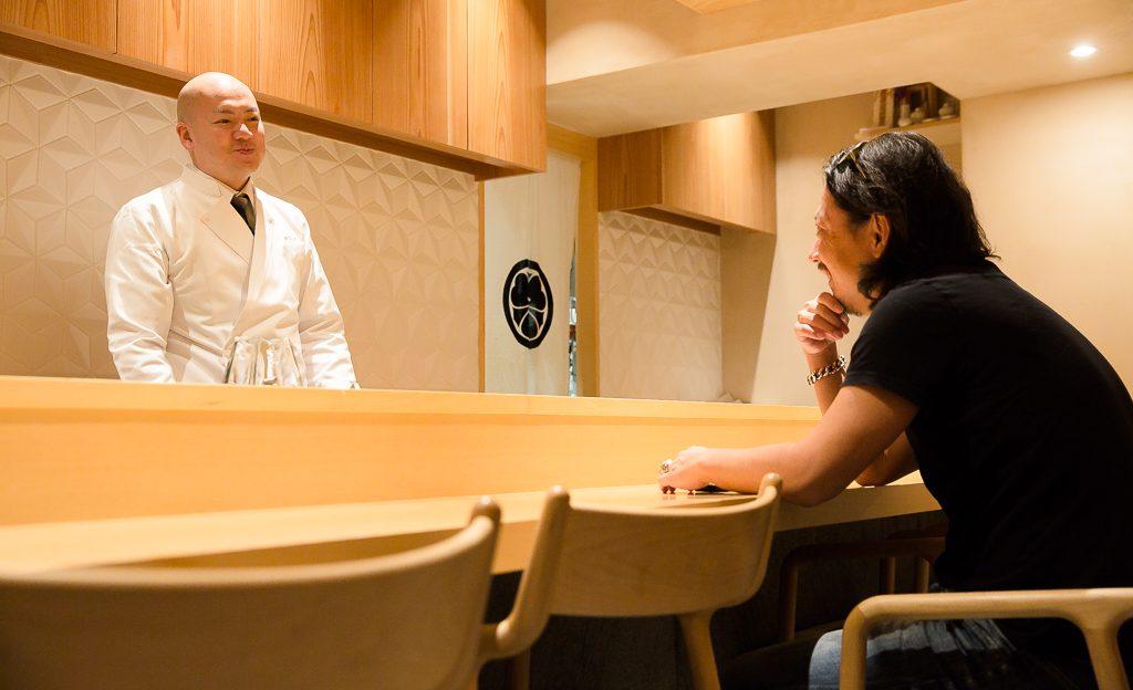 〈トップシェフが内緒で通う店〉さらなる高みを目指す日本料理の店主のお気に入りは、意外がいっぱい!?の画像