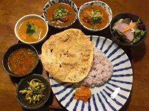 これを食べるために行く価値がある!城下町で味わう南インドカレーの画像