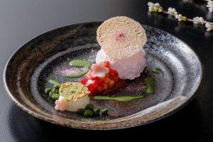 本日オープン!期間限定「お花見レストラン」が原宿に誕生の画像