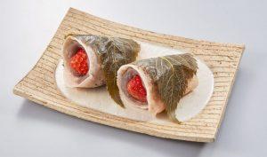 関西風VS関東風の桜餅対決!桜スイーツフェアが期間限定で開催の画像