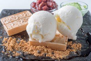 ミルキーでなめらか♪あの「獺祭」を使ったアイスクリームが登場の画像