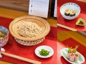 お腹を空かせて訪れたい。満腹至福の蕎麦店の画像