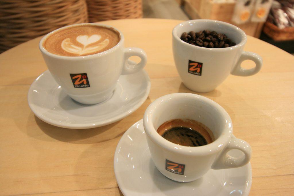 福岡に日本初上陸のエスプレッソ豆ブランド「ジーカフェ」が登場!の画像