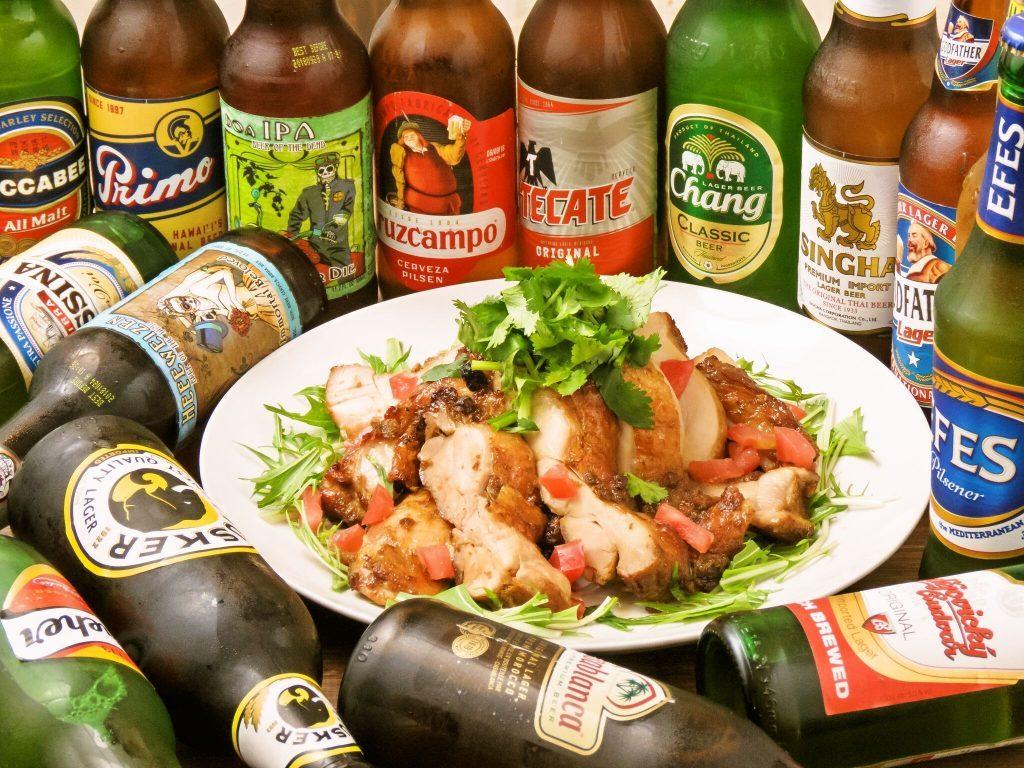 食で世界を旅しよう!アキバでグルメイベント「旅ノリフェス」で日本でも旅気分の画像