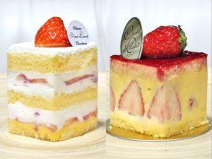 食べ比べたい!苺のショートケーキを深く知るための3つのお店の画像