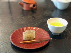 お洒落人がコーヒーをやめて、日本茶を飲み始めた理由。の画像