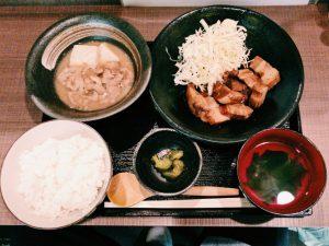〈定食のススメ〉迷っても辿り着きたい!7席だけの長崎風、角煮専門店「UOK」の画像