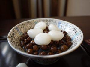 〈マガジンこぼれ話〉名物をはしご食べ!京都あまいもん巡りの画像