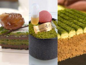 父の日スイーツにもおすすめ 「抹茶ケーキ」のおいしいお店が知りたい!の画像