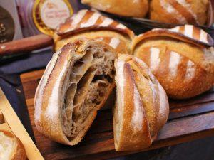 見た目と味のギャップに驚く、世界トップクラスのパンが期間限定で発売の画像