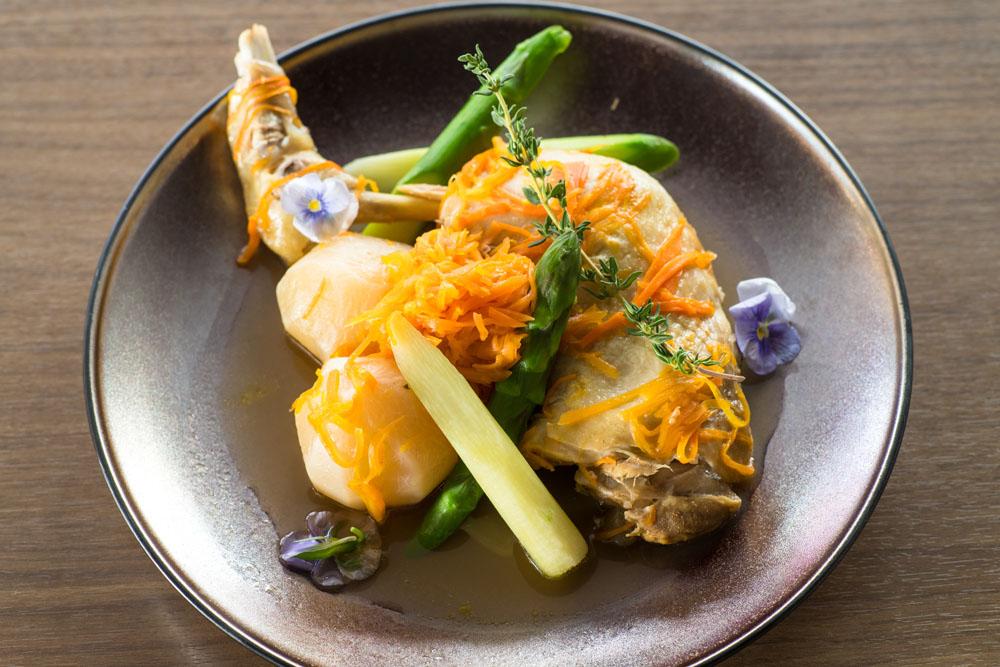 〈噂の新店〉いま大人が下北沢へ行くべき理由。食いしん坊の好奇心をくすぐる「uchi」の味の画像