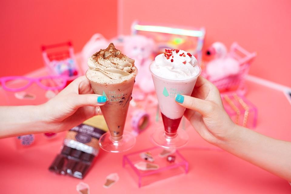 「飲むパフェ」って何?話題のパフェ専門店から今夏のマストスイーツが新発売!の画像